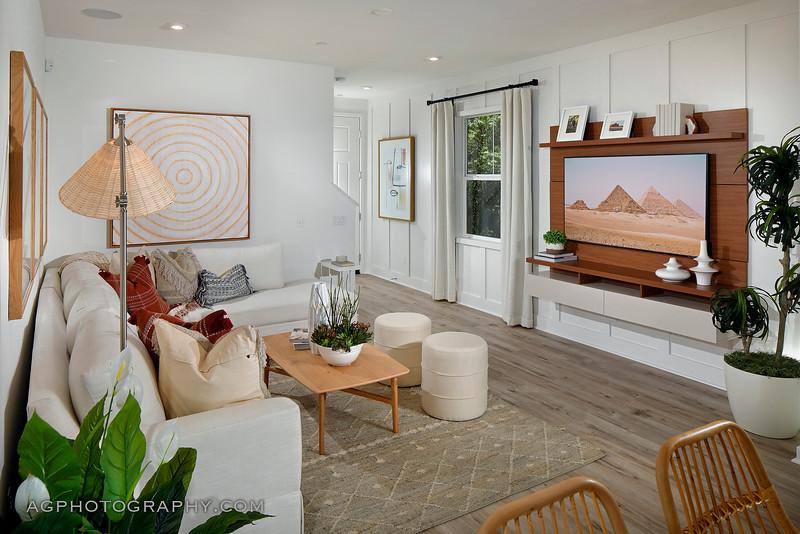 Aspen Court Models by Taylor Morrison Homes, Fontana, CA, 7/8/21.