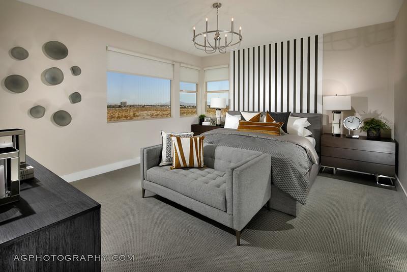 Latitude Models by Tri Point Homes, Las Vegas, NV, 1/22/21.