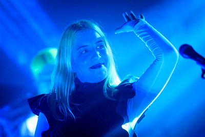 Austra Performs in Toronto