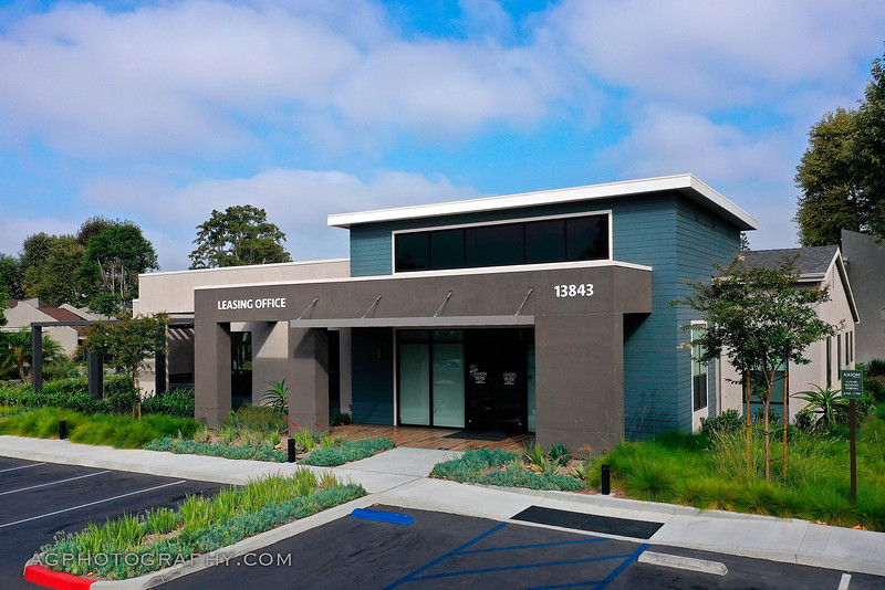 Axiom Leasing Office + Clubhouse, Tustin, CA, 7/30/20