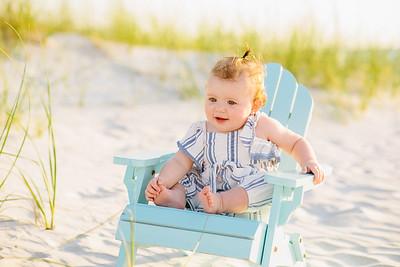 Treasure Island Beach Family Baby Beach Photos