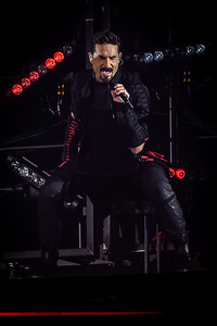 Backstreet Boys Perform in Toronto