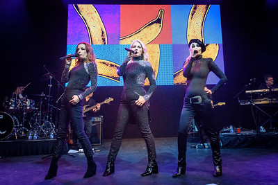 Bananarama Performs in Toronto