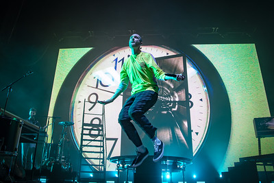 Bastille Performs in Toronto