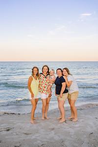 Sunrise St Pete Beach Family Photos