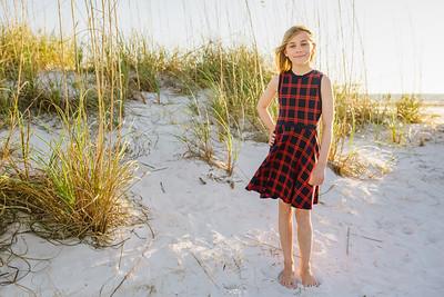 Anna Maria Island Florida Sunset Family Photos