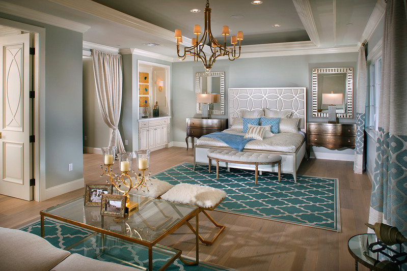 Custom Home by PDS/Sunny Construction, Arcadia, CA, 7/29/16.