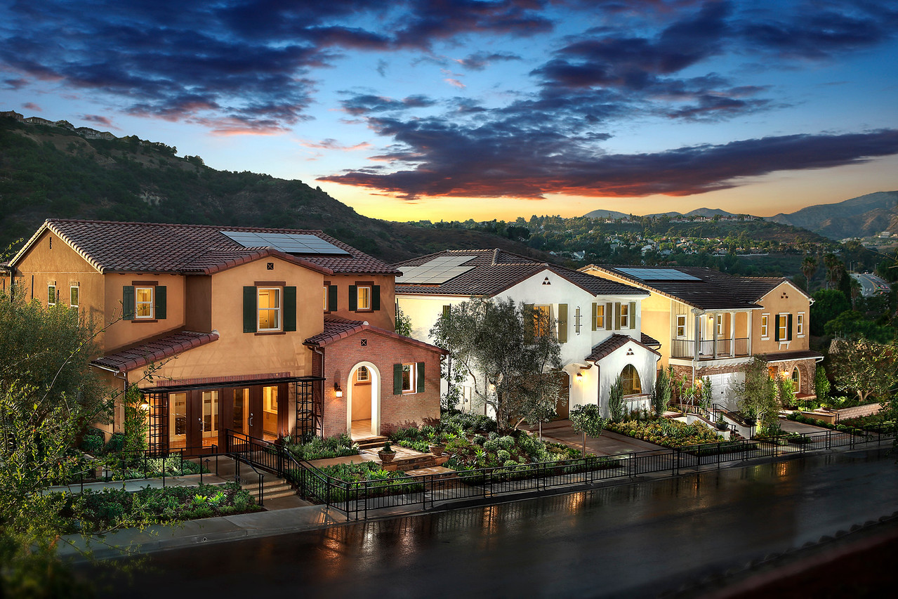 Sky Ridge by Cal Atantic Homes, 8/6/16.