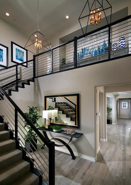 Lantana Models by Cal Atlantic Homes, Morgan Hill, CA, 5/10/17..