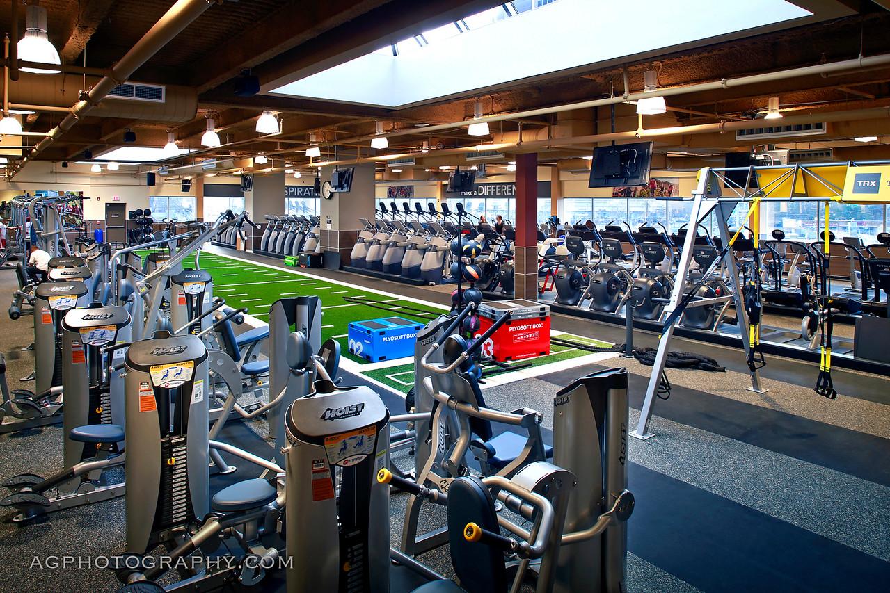 24 Hour Fitness, Club 641 - Ramsey Super Sport, NJ. 1/4/17.