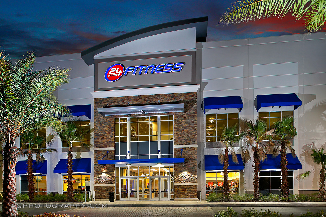 Commissioned by and licensed solely to 24 Hour Fitness and SMA Architects.