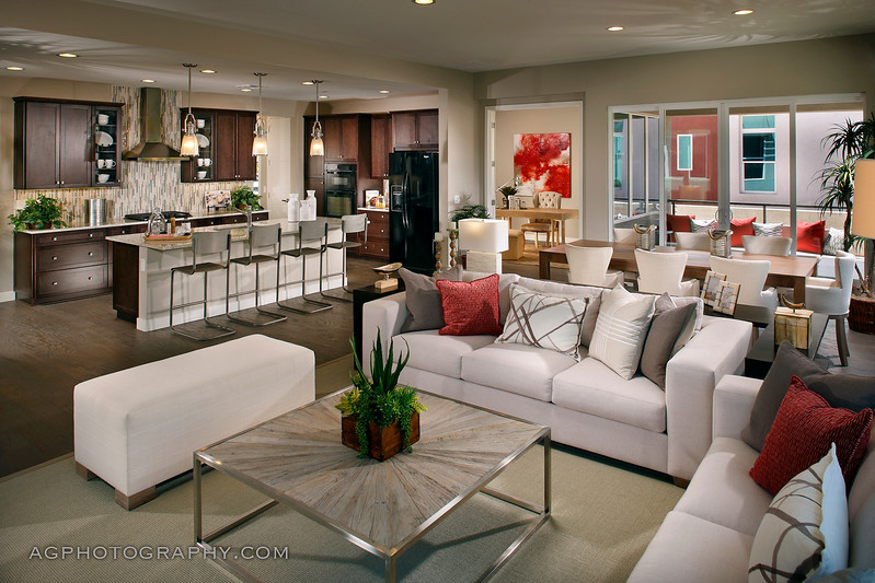 San Victor by Cal Atlantic Homes, Scottsdale, AZ, 3/27/17.