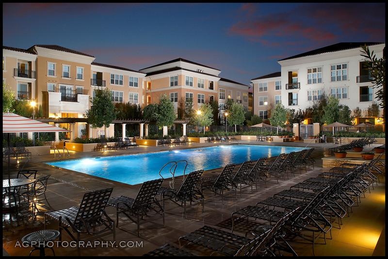 Crescent Village Apartments, San Jose, CA, 11/2/13.