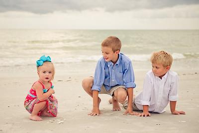 Bilmar Beach Resort Family Beach Portraits Treasure Island FL