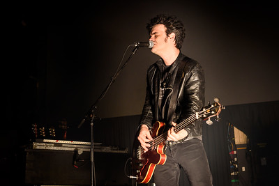Black Rebel Motorcycle Club Perform in Toronto