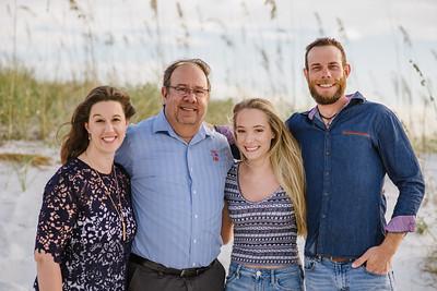 St Pete Beach Family Photos at Bon Aire Resort