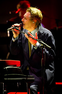 Bryan Ferry Performs in Toronto