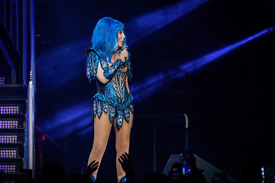 Cher Performs in Toronto