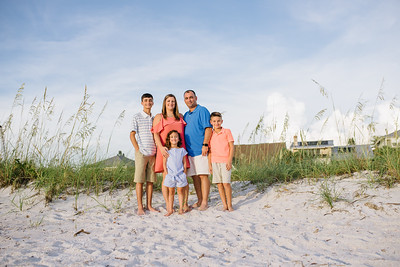 Clearwater Beach Family Portraits