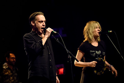 Crash Test Dummies Perform in Toronto