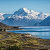Aoraki/Mt Cook from Peter's Lookout
