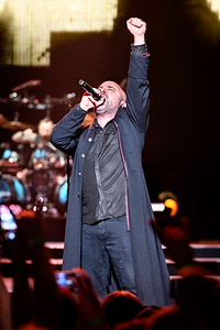 Disturbed Performs in Toronto