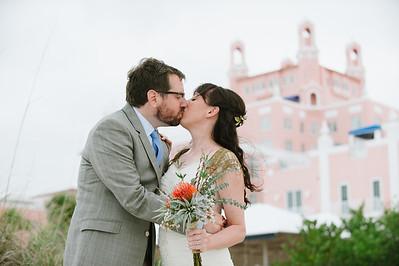 Don Cesar St Pete Beach Wedding by St Petersburg FL Photographer Kristen Sloan