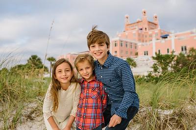 Don Cesar Family Portraits St Pete Beach