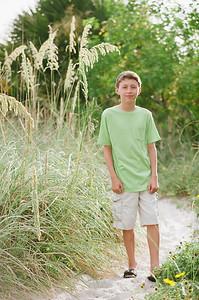 Don Cesar Hotel St Pete Beach Florida Family Sunset Portrait Photos