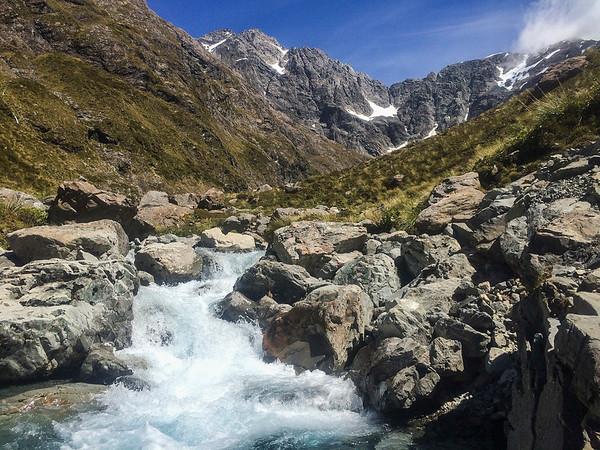 Otira Valley  - Arthur's Pass