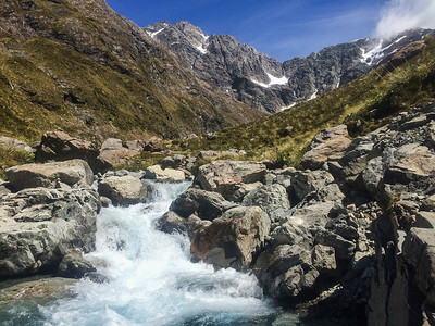 Otira Valley  - Arthur's Pass