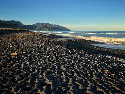Hapuka coastline  - Kaikoura
