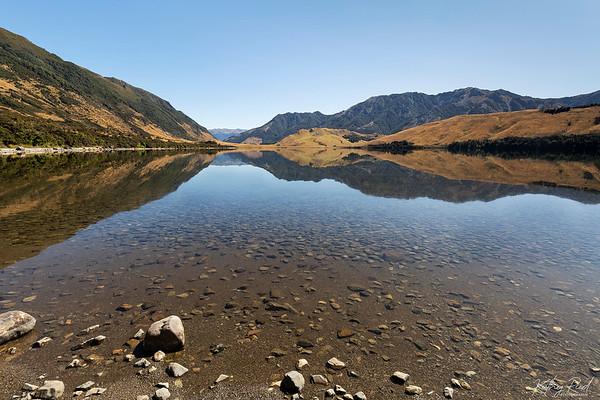 Lake Taylor, Canterbury NZ