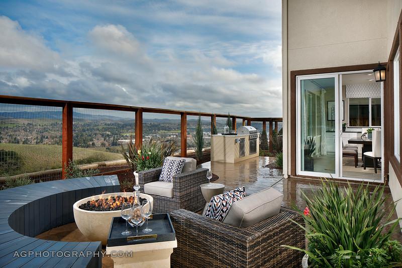 Foothills Models at The Preserve by Lennar Homes, San Ramon, CA. 1/11/19.