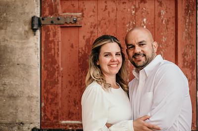 St Pete Beach Couples Photo Session