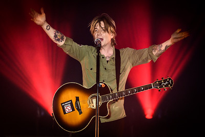 Goo Goo Dolls Perform in Toronto