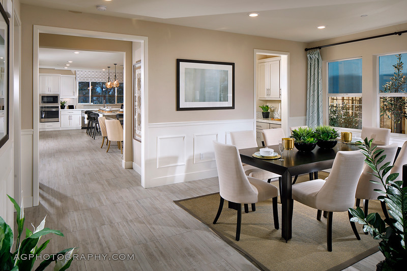 Highlands at the Preserve Models by Lennar Homes, San Ramon, CA, 12/8/18.