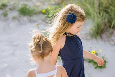 Indian Rocks Beach Baby Family Photos