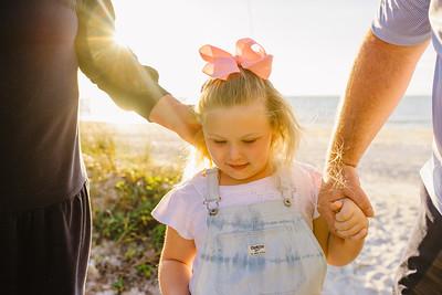 Indian Rocks Beach Family Portraits