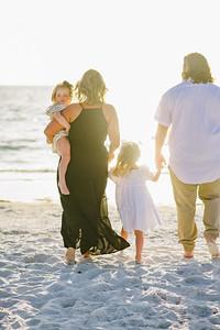 Indian Rocks Beach Family Baby Photos