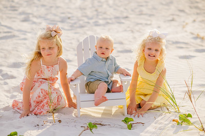 Indian Shores Family Beach Photos