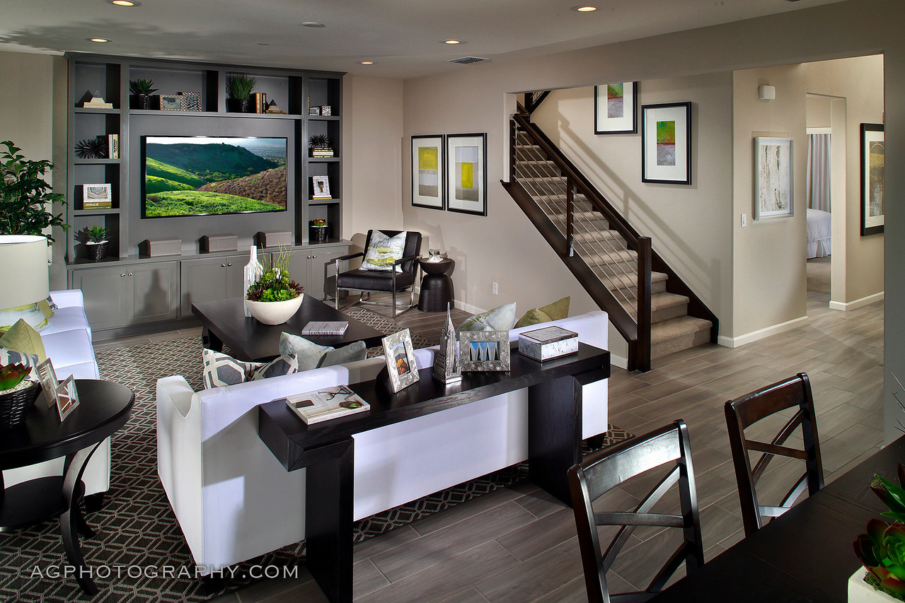 Ironwood Models by Cal Atlantic Homes, Rocklin, CA, 6/9/17.