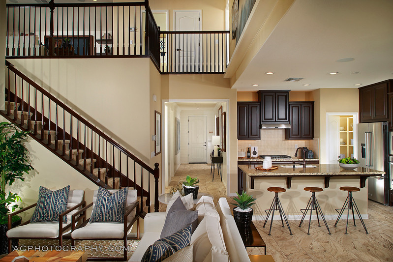 Ironwood Models by Cal Atlantic Homes, Rocklin, CA, 6/9/17.