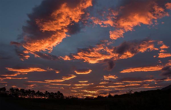 Sunset Hapuku - North of Kaikoura