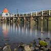 Daly's wharf Akaroa