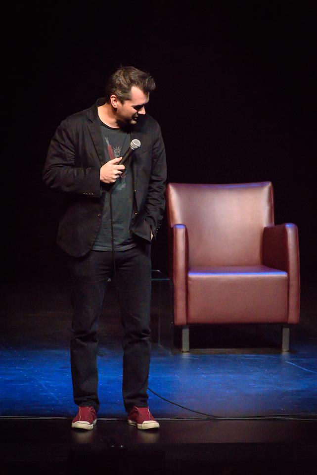 Jim Jefferies Perform in Toronto