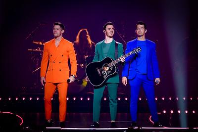 Jonas Brothers Perform in Toronto, Canada