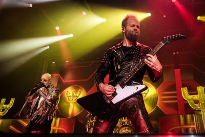 Judas Priest Performs in Oshawa