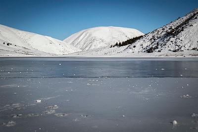 Lake Lyndon, Arthurs Pass
