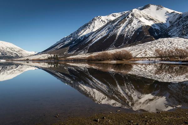 Lake Pearson, Arthur's Pass NZ